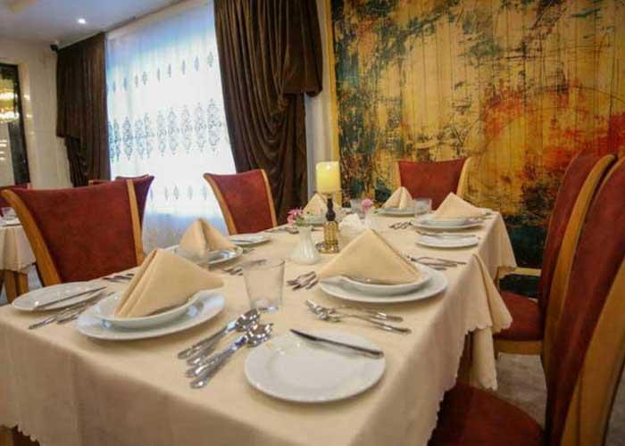رستوران هتل سارینا