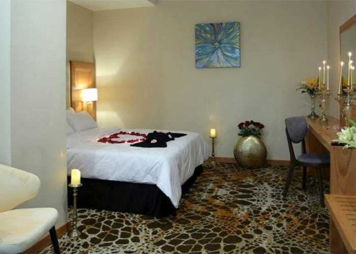 دو تخته هتل سارینا مشهد