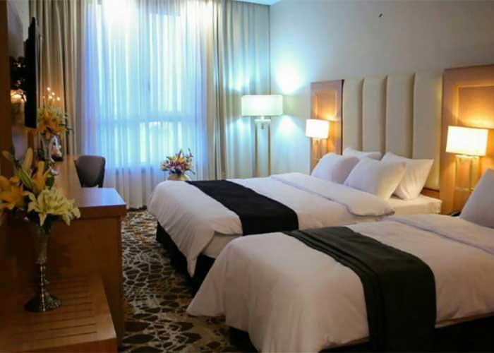 سه تخته هتل سارینا مشهد
