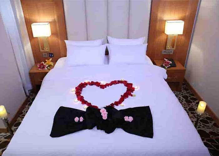 دبل هتل سارینا مشهد