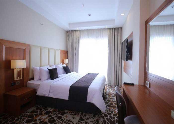 اتاق دبل هتل سارینا مشهد