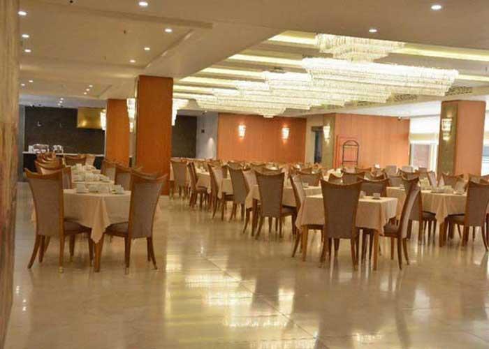 تصاویر رستوران هتل سارینا مشهد