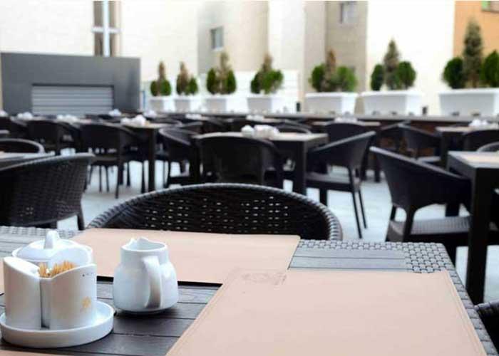 عکس رستوران هتل سارینا مشهد