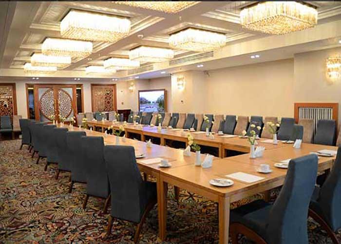 سالن کنفرانس هتل سارینا مشهد