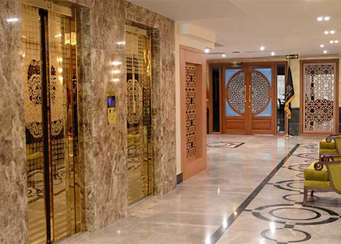 تصاویر هتل سارینا مشهد