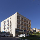 هتل ساسان سرعین