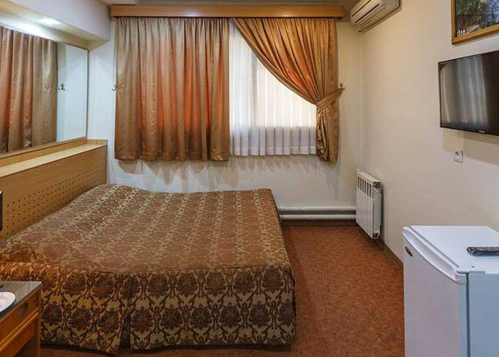 اتاق دو تخته هتل ساسان شیراز