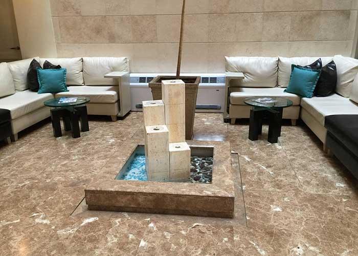 لابی هتل ساینا تهران