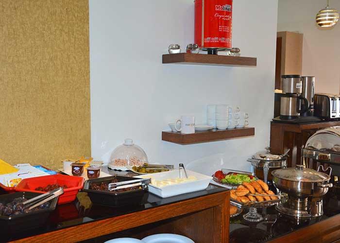 تصاویر رستوران هتل ساینا تهران