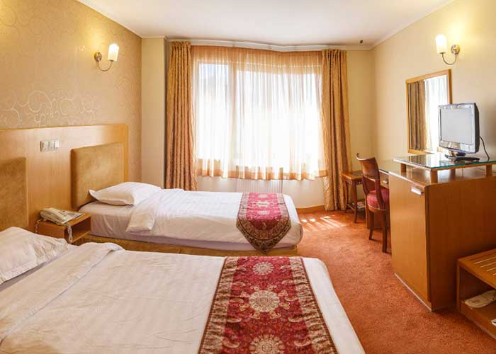 دو تخته هتل ساینا تهران