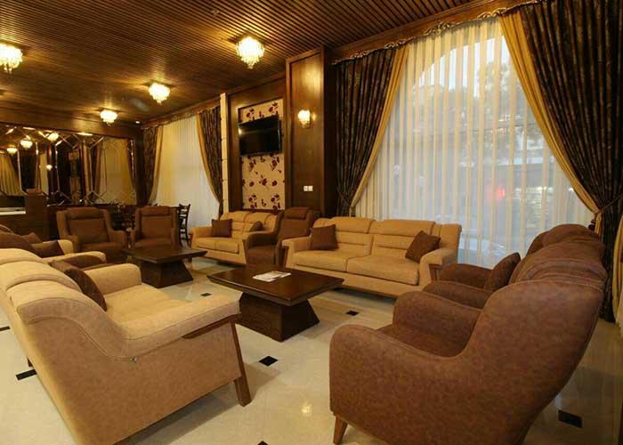 هتل سی وسه پل مشهد