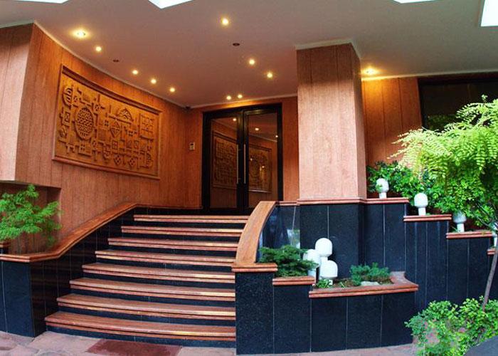 هتل آپارتمان سپهر تهران