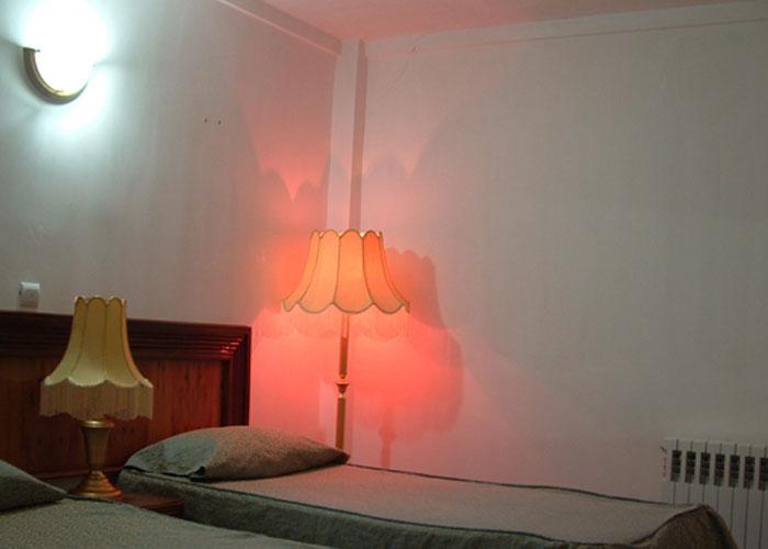 تصاویر اتاق هتل آپارتمان سپید سرعین