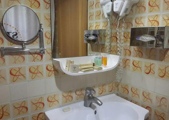 سرویس بهداشتی هتل ستارگان شیراز