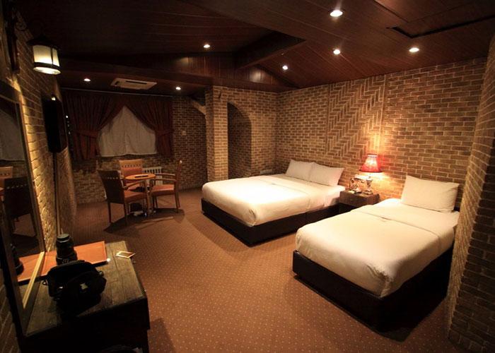 سه تخته هتل ستارگان شیراز