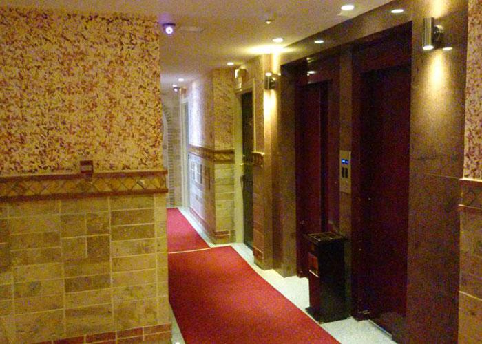 راهرو هتل ستارگان شیراز
