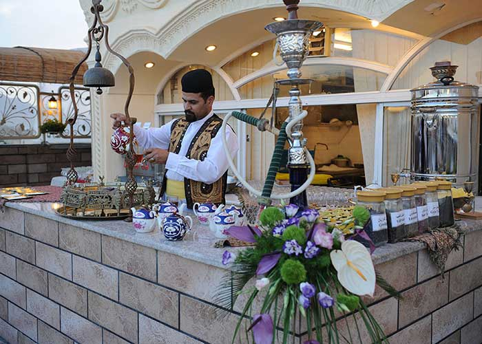 چایخانه هتل ستاره اصفهان
