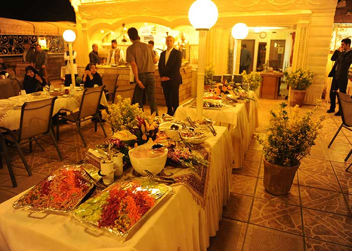 رستوران هتل ستاره اصفهان