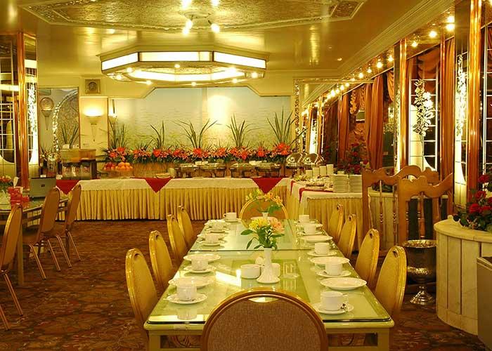 رستوران هتل
