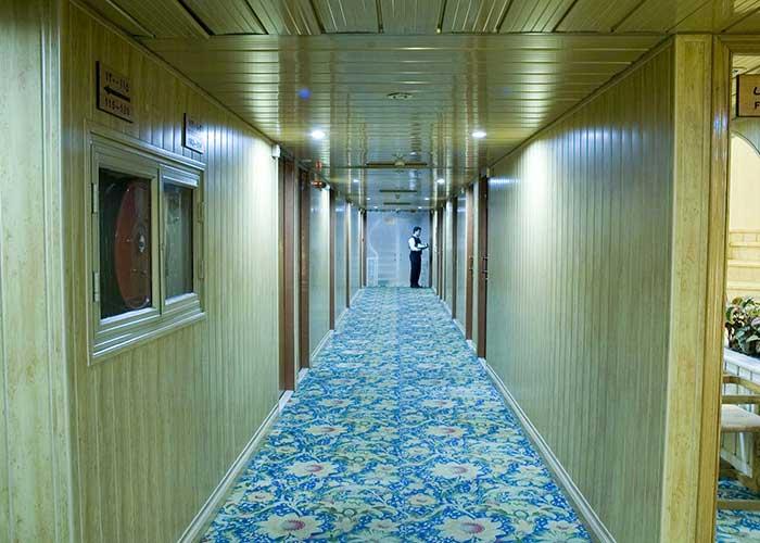 راهرو هتل ستاره اصفهان