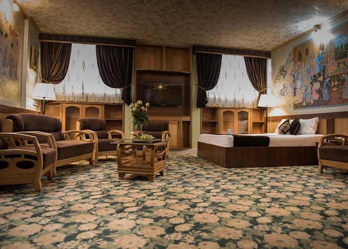 سوئیت هتل ستاره اصفهان