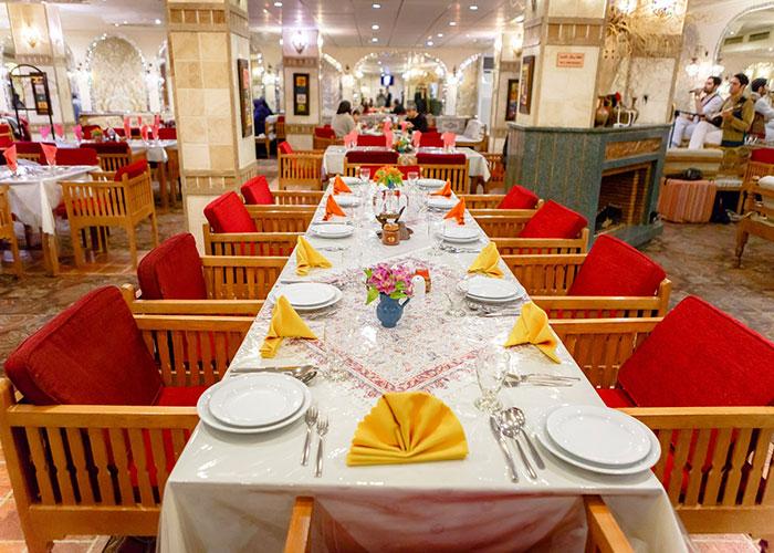 رستوران ستاره اصفهان