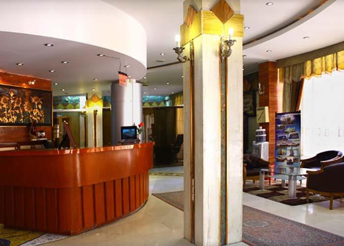 هتل آپارتمان شبستان مشهد