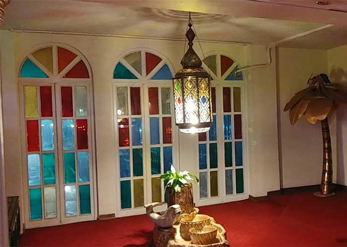 فضای داخلی هتل شهر تهران