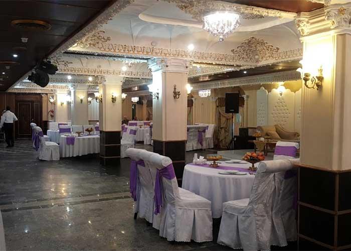 رستوران هتل شهر تهران