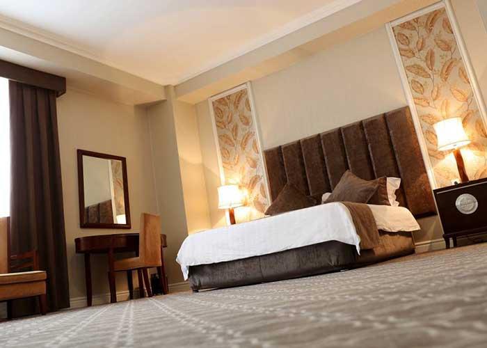 اتاق دو تخته دبل هتل هتل شهریار تبریز