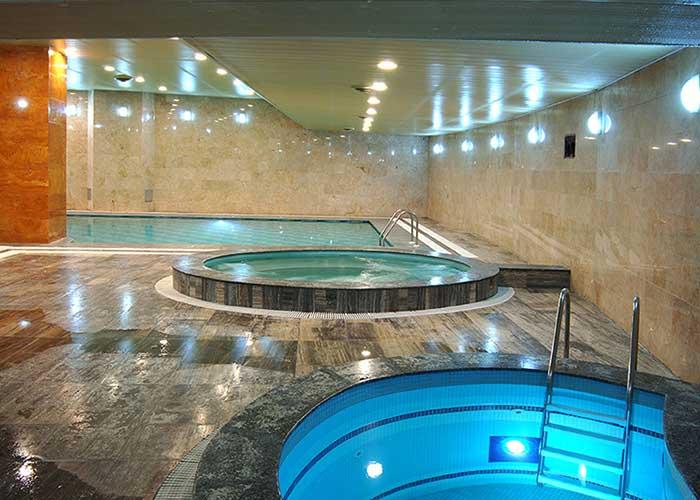 استخر هتل شهریار تبریز