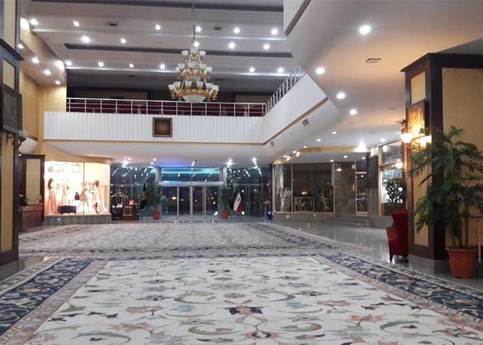لابی هتل شهریار تبریز