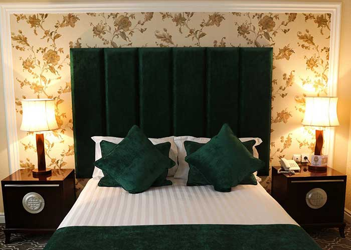 اتاق دو تخته هتل شهریار