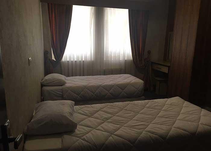 تصاویر اتاق هتل آپارتمان شمس شیراز