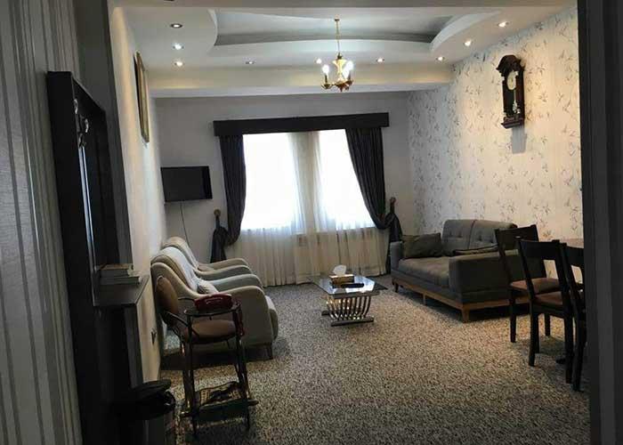 عکس نشیمن هتل آپارتمان شمس شیراز