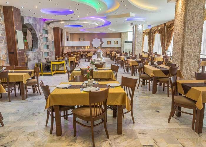 عکس رستوران هتل آپارتمان شمس شیراز