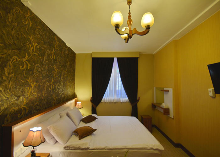 دو تخته هتل لطفعلی خان شیراز