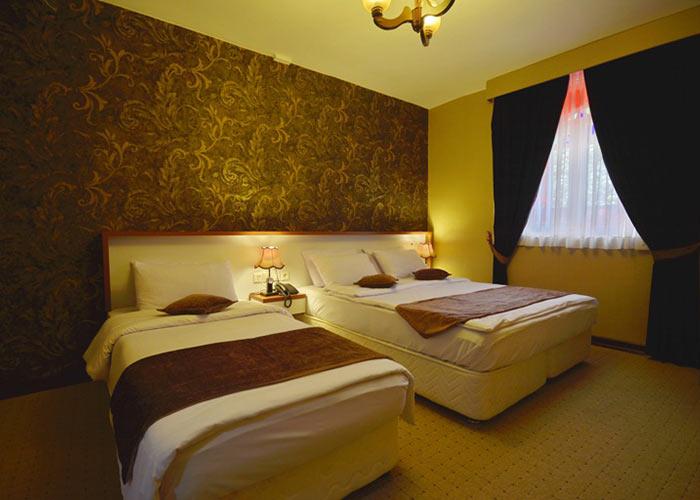 سه تخته هتل لطفعلی خان شیراز