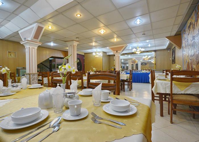 عکس رستوران هتل لطفعلی خان شیراز