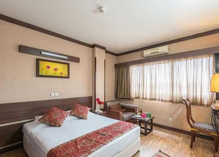 دو تخته هتل شیخ بهایی اصفهان