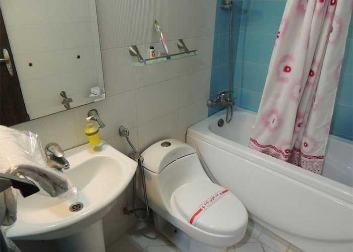 سرویس بهداشتی هتل شیخ بهایی اصفهان
