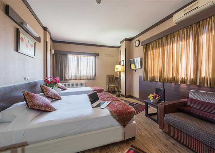 سه تخته هتل شیخ بهایی