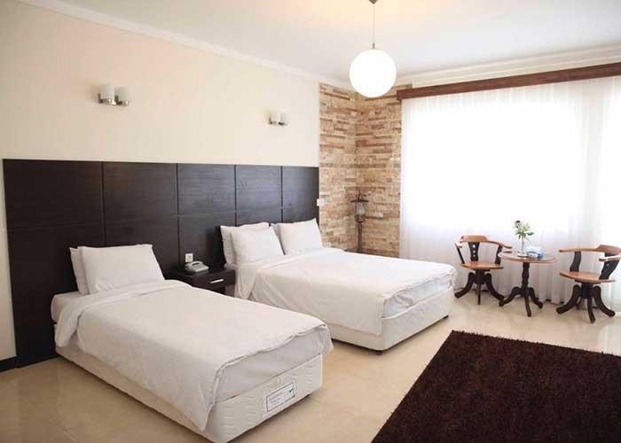 سه تخته هتل جهانگردی شیراز