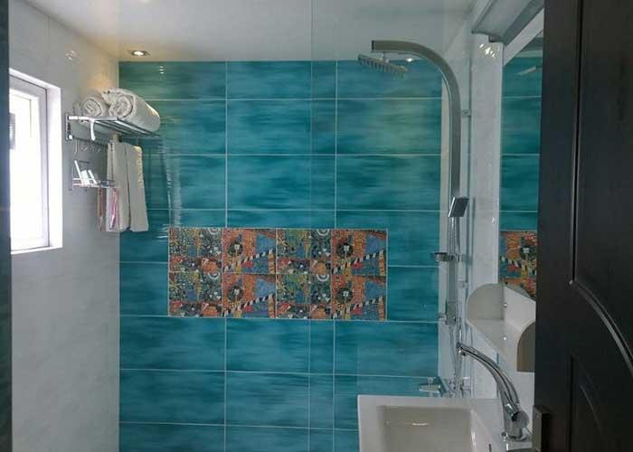 سرویس بهداشتی هتل جهانگردی شیراز