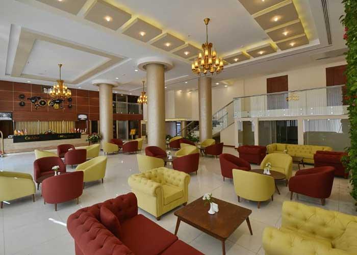 لابی هتل شیرازیس شیراز