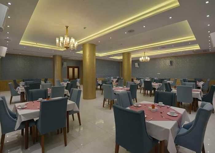 رستوران هتل شیرازیس شیراز