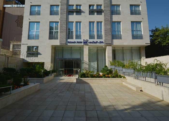 ساختمان هتل شیرازیس شیراز