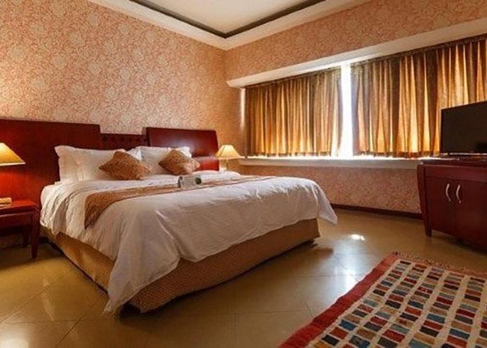 دو تخته هما کلاس هتل هما شیراز