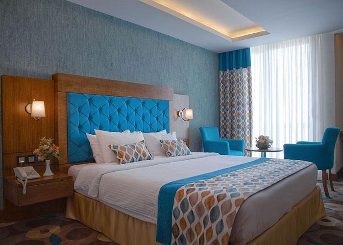 عکس دو تخته هما کلاس هتل هما شیراز