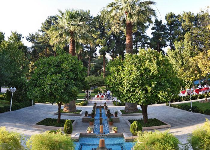 باغ هتل هما شیراز